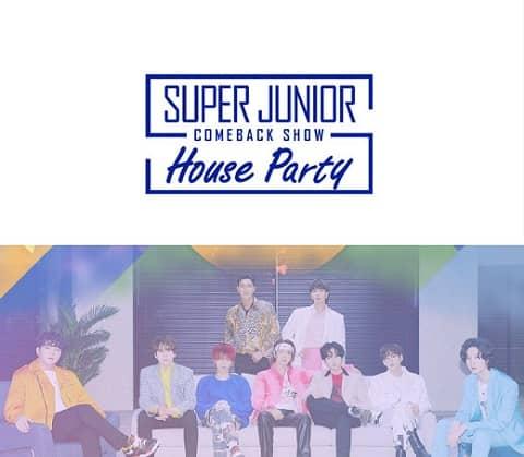 Super Junior回归秀