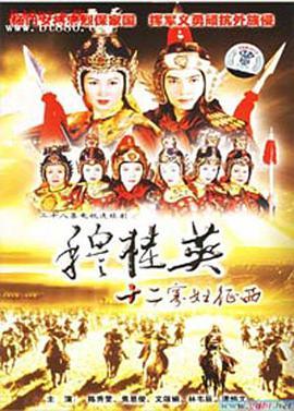 穆桂英之十二寡妇征西粤语中字